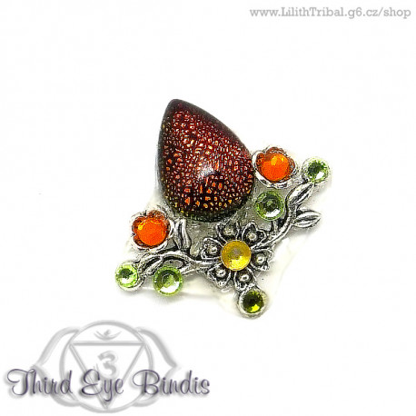 Spring Blossom - tribal bindi