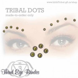 Tribal dots
