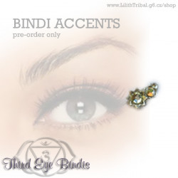 Bindi accents