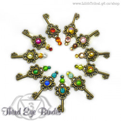 Keys - tribal bindi