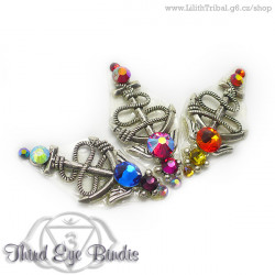 Anchor for Life - tribal bindi