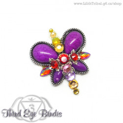 Lady Butterfly tribal bindi