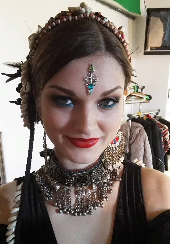 Steampunk bindis